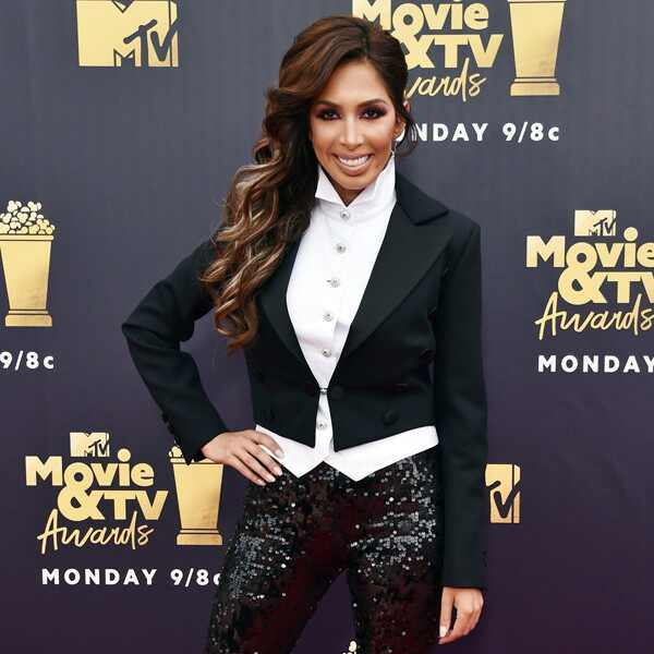 Farrah Abraham, 2018 MTV Movie & TV Awards, Arrivals